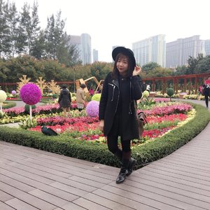 Missing Macau, definitely come back some other time #macau #macautrip #winterholiday #winterholidays2016 #winterfashion #winter2016 #fotd #ootd #clozetteid #clozettedaily #femaledaily #flowers #flowergarden