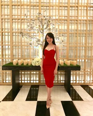 Thursday already! Can't wait to meet my girl tonite! #red #reddress #dressy #dresscode #womaninred #LBootd #Ootdindo #lovebonito #lovebonitoid #womanofLB #iwearlovebonito #iwearLB #style #styles #styleoftheday #lookbookbkk #lookbook #lookbooklookbook #lookbookindonesia #instastyle #instapic #clozetteid