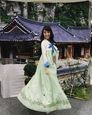 Hanbok girl #YehwadamLaunching #TheFaceShopID #clozettexthefaceshopid  #clozetteid #beautyblogger #indonesianbeautyblogger#hanbok