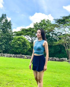 """Keep Your Face To The Sunshine and You Cannot See a Shadow"" Helen Keller ❤️☀️🌞🌼 #instagram #instadaily #holiday #throwback #instafashion #travel #travelling #traveller #nature #naturephotography #naturelover #jogjakarta #yogyakarta #clozetteambassador #clozetteid"