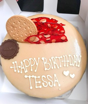 Thank you for all the kind wishes my friends ❤️ same prayers goes to you... may God bless you and your family, and may The same love and kindness returned to you #birthdaygirl #happybirthday #TJsbirthday #clozetteid #clozetteambassador #birthdaycake #birthday #birthday🎂
