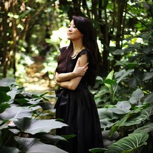 """I believe, even in a hardest time, there will be a light hope waiting to be found.."" #clozetteco #clozetteid #clozetegirl #clozette #intothewoods #nature #witch #lbd #littleblackdress #fashion #fashioninspiration #fashionmoment #fashionstyle #goth #gothic #asiangirl #instagood #pictureoftheday #instastyle #ignesia #indonesianfashionblogger #beautybloggerindonesia"