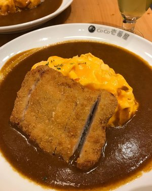 chicken cutlet curry 🐧🐧🍛🥘#chickenkatsu #chickenkatsucurry #curry #japancurry #cocoichibanya #foodie #foodporn #foodgasm #foodphotography #clozetteid
