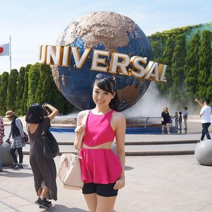 lookin forward to go there again ❤️❤️❤️ Universal Studio Osaka is one place i missed the most because they also have the Harry Potter World ☄️ #uss #universalstudio #universalstudioosaka #osaka #japan #travel #travelblogger #travelling #travelstyle #clozetteid