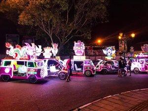 Jogjakarta at night.. #jogjakarta #yogyakarta #travel #travelling #indonesia #travelphotography #travelblogger #traveltheworld #travelgram #travelling #travelers #instagram #instatravel #instagood #clozetteid