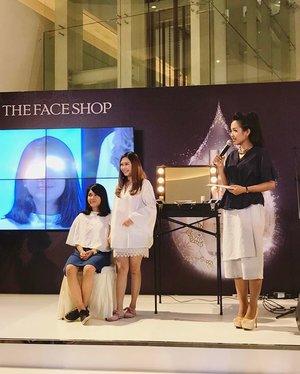 the make over is finished ❤ #YehwadamLaunching #TheFaceShopID #clozettexthefaceshopid  #clozetteid #beautyblogger #indonesianbeautyblogger