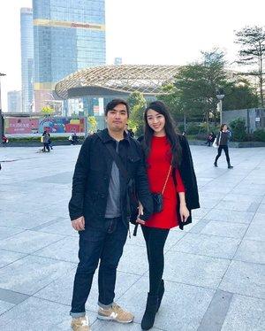 PandaParty #tessaerick #ericktessa #holiday #instagood #travelling #instamood #ignesia #guangzhou #clozetteid