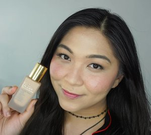#auzolareview  Check out my newest review of Estee Lauder Double Wear Nude Water Fresh Foundation on www.rainbowdorable.com or click link on bio! . Apa bedanya sama Double Wear yang biasa? Bagus ga sih? Apa tahan lama? Luntur gak? Cus langsung baca aja yaaa 💋 . Trust me, you won't regret it 💕 . . . . @esteelauder @dikastiff #DoubleWearorNothing #EsteePartner #EsteeID #esteelauder #makeup #wakeupandmakeup #makeupforbarbies #beautyblogger #beautybloggerindonesia #dressyourface #hudabeauty #undiscovered_muas #blogger #influencer #bloggerceria #longhair #bloggermafia #clozetteid #fdbeauty #beauty #beautybloggerindonesia #tampilcantik #beautyjunkie #makeupgeek #beautychannelid