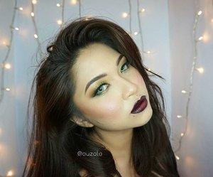 Mood 😏 --- Eyebrow: @makeuprevolution Focus&Fix Brow Kit Softlens: @softlensasia eyecandy bulle - blue grey Lips: @lagirlcosmetics blackcurrant+backstage mix with @limecrime black velvet #mayamiamakeup #hudabeauty #vegas_nay  #clozetteid  #lucinda212 #motdindo #blueeyes #softlens #maryammaquillage #lookamillion #makeuplover #glamexpress #iryrandrasana #anastasiabeverlyhills #dressyourface #motivescosmetics #makeupaddict #undiscovered_muas #belajarmakeup #beautyblogger #trendycreativity #valentinesday #smokyeyes #makeup #blogger #norvina #zukreat #muajakarta #pinkperception #auroramakeup