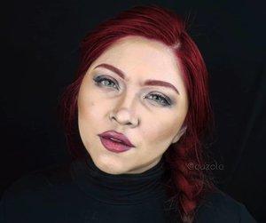 Throwback: black widow makeup transformation 🔥 . . . . #blackwidow #blackwidowcosplay #natasharomanoff #scarlettjohansson #endgame #avengers #avengersendgame #infinitygauntlet #genderbender #marvelindonesia #marvel #marveluniverse #wakeupandmakeup  #makeupforbarbies @makeupforbarbies #indonesianbeautyblogger @indobeautyblogger #undiscovered_muas @undiscovered_muas #bloggerceria @bloggerceriaid #bloggermafia #clozetteid #fdbeauty #indobeautysquad @indobeautysquad @tampilcantik #tampilcantik #mua_army @mehronmakeup #fantasymakeupworld #100daysofmakeup @marvelcosplaystars