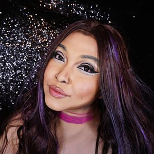 » ARIANA GRANDE « . Failed attempt makeup look as @arianagrande in @ladygaga new mv Rain On Me 😂 . Please don't hate lol. I tried 😂 . . . . #auzolamakeupcharacter #dirumahaja #stayhome #wakeupandmakeup #charactermakeup #arianagrande #ladygaga #rainonme #chromatica #makeupforbarbies  #indonesianbeautyblogger #undiscovered_muas @undiscovered_muas #clozetteid #makeupcreators #slave2beauty #coolmakeup #makeupvines #tampilcantik #mua_army #fantasymakeupworld #100daysofmakeup #15dayscontentmarathon