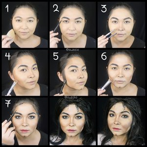 #auzolamakeupcharacter #auzolatutorial Michael Jackson makeup tutorial. . Well, i'll post the steps detail on my blog later I guess 😁😁 . . . . #dirumahaja #stayhome #wakeupandmakeup #michaeljackson #mj #smoothcriminal #makeupforbarbies  #indonesianbeautyblogger #undiscovered_muas. #viral @undiscovered_muas #clozetteid #makeupcreators #slave2beauty #coolmakeup #makeupvines #tampilcantik #mua_army #fantasymakeupworld #100daysofmakeup