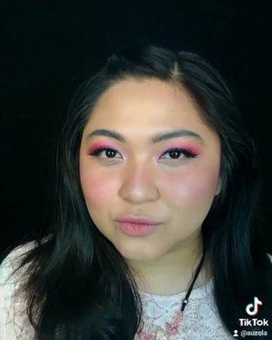 Video tutorial buat valentine look yang kemarin 💕 Step by step dan produk yang aku pake cek postingan sblmnya yah❤ . . . . #valentinedaydatecollab #makeupforbarbies #softmakeup #pinkmakeup #valentineday #valentine #indonesianbeautyblogger #undiscovered_muas #fdbeauty #cchannelbeautyid @undiscovered_muas #clozetteid #makeupcreators #slave2beauty #coolmakeup #makeupvines #tampilcantik @tampilcantik #boldmakeup #100daysofmakeup