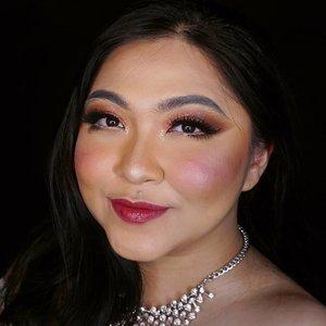 Full makeup 💄.... #makeupforbarbies #undiscovered_muas #fdbeauty #cchannelbeautyid @undiscovered_muas #clozetteid #makeupcreators #slave2beauty #coolmakeup #makeupvines #tampilcantik #100daysofmakeup