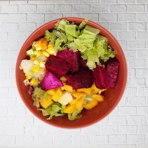 Power breakfast to start the week! Fighting!......#ClozetteID#onthetable#flatlay #salad#instagood #instadaily #eeeeeeats#instafood #foodstagram #foodgasm #healthylifestyle