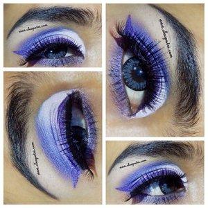 #eotd of the day i'm using :Eyeshadow : Coastal ScentsPowder Eyeshadow : @pac_mt Eyebrow : @sarange_id Softlens : Ageha Big Gray @japansoftlens Eyelashes : @blinkcharm sexy volume 1Have a nice day!#eotdibb #fotd #fotdibb #wakeupandmakeup #iphonesia #instabeauty #eyemakeup #eyelashes #eyereview #softlens #japansoftlens #bbmeetupxpac #bbmeetup #indonesianbeautyblogger #beautyblogger #beautytips #dressyourface #clozettedaily #clozetteid #mayamia #mayamiamakeup