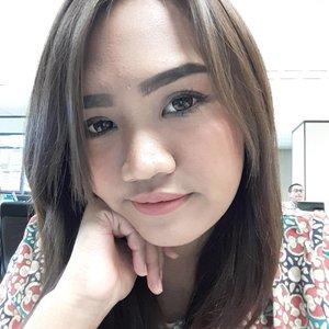 Using Geo Big Grang2 Choco by @cleolens  Gutten Morgen Beauties 😘  #cleolenstesti #clozettedaily #clozetteid #starclozette #love #bblogger #endorse #bbloggerid #bbloggerindonesia #FDbeauty #makeup #dailymakeup #officelife