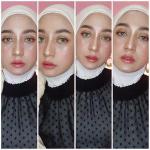 "Cocok jadi antagonis atau protagonis? Ditawarin casting film ""Suamiku Ternyata Anak Dari Mertuaku"", nih 😂Judulnya ciri khas sinetron indosiar yak 😁Jangan salaaahhh. Jumlah episodenya bakal nyaingin ikatan cinta!! 😅Hayooo siapa tuh yang ngikutin sinetronnya?#momoftwokrucils #clozetteid #makeupenthusiast #makeupoftheday #lifestyleblogger #momblogger"