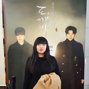 I can't choose 😶😗😍 . . . . . . . #dokkaebi #lynegoestokorea #goblin #wonderfullyngetaway #clozetteid