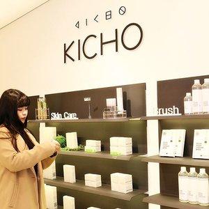 Visited @kichocosmetics Flagship Store at Apgujeong when I stayed in Seoul last monthReally love the atmosphere when I went to their store as it was on Sunday snowy day 💕......#kicho #kichocosmetics #kbeautyaddict #skincare #premium #koreacosmetics #lynegoestokorea #wonderfullyngetaway #lyne #wonderfullyn #clozetteid #clozetteambassador #fdbeauty #gangnam #apgujeong #beautybloggerid  #lynebeauty #travel #wonderfullyn #bblogger #뷰티 #뷰티크리에이터 #뷰티블로거 #핑크립스틱 #매트 #셀카 #립스틱  #메이크업아티스트 #스트릿스타일 #패션블로거