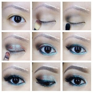 Details on the eyes for #arianightout look! Products used in previous post, full face pic 2 posts before (on instagram)! Want to know the how-to? Check out the blog :) xoxo #clozetteid #kireimakeup #beatthatface #beautetude #faceartistpro #cindygmakeup #belletto #vegas_nay #anastasiabeverlyhills #makeup #eotd #mua #makeupartist #tutorial #beautyblog #beautyblogger #indonesian #indonesianblogger #auroramakeup #beautyshareit #picturemeetsbeauty #wakeupandmakeup #stepbystep #makeupjunkie #makeupaddict #universodamaquiagem_official #caprissmakeup#desimakeup