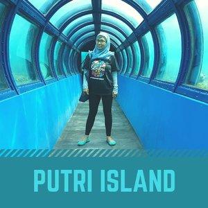 Pulau Putri , Kepulauan Seribu Jakarta ���� Bertepatan usia ke-9 My Dad mengajak saya ke pulau ini bersama keluarga. Tahun 2018 sehari menjelang tgl kelahirannya, 5 Agustus 2018, saya kembali menikmati keindahan pulau resort ini ���� #SeribuPesonaBahari #EnjoyJakarta #PulauPutri #Island #wonderfullindonesia #TravelBlogger #Traveling #Beach #Sea #Aquarium #snorkeling #wateractivities #Water #Holiday #balqis57travel #clozetteid