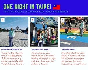 When in Taipei Taiwan 🇹🇼 #stayhomenowtravellater  #travelaftercovid19  #balqis57travel  #traveling #wanderlust  #clozetteid