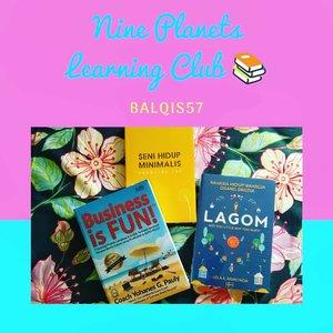 Kemarin , 19.10.2018 mampir Gramedia MKG nyamber 3 buku yang 2 diantaranya udah pengen banget dibaca 📚So minggu ini sepertinya daku lebih banyak membaca daripada menulis 🤓💝💖 #bookstagram #Book #literature #Reading #Balqis57Library #Blogger #indonesianbookblogger #weekendvibes #Leisure #BookLovers #clozetteid