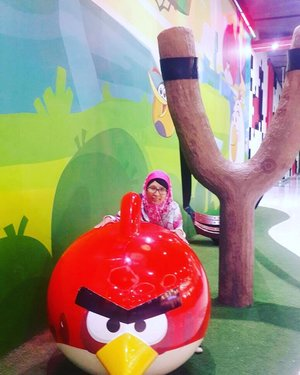 Angry Birds Activity Park 🐦🐦🐦Johor Bahru ● MalaysiaKamis, 1 February 2018#travel #traveling #traveller #wanderlust #trip #journey #holiday #blogger #travelblogger #instatravel #themepark #exploretheworld #playground #travelingtheworld #tour #picnic #reiz #Malaysia #AngryBird #toy #balqis57travel #clozetteid