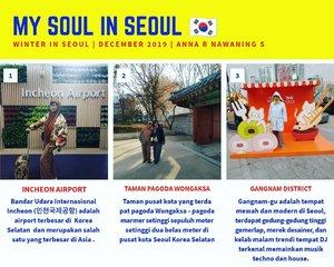 When in Seoul, South Korea 🇰🇷 #visitkorea #koreatrip #traveler #trip #wanderlust #seoul #balqis57travel #clozetteid