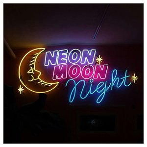 Good night from pinterest🌜...#clozetteid #pinterest #goodnight #foundthisgem #byebyebaby #neonart