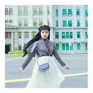 Let it be, if its not meant to happen. Move on from it. Just give it rest. Its not the end of the world for you. You have a chance to be you.  #Clozetteid #abmlifeiscolorful #chictopia #hijabi #whatwelike #abmlifeissweet #acolorstory #fashionbloggers #encycloid #starclozetter