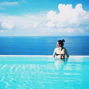 The tans will fade but the memories will last forever. Really enjoy my holiday at Grand Cliff Villa @karma.group And my bikini from @el.bikinis ___#balilyfe #clozetteambassador #clozetteid #balibody #summervibes #summeroutfits #summerholiday #karmakandara #karmagroup #bali #balibible #baliguide