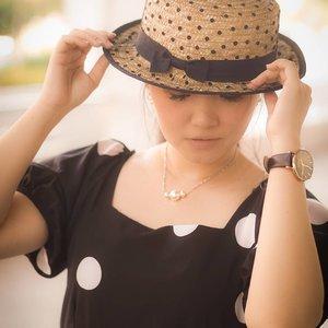 There is never a wrong time for a polka dot. Marc Jacobs Necklaces @ar_hestia 📸 @clarestatok . . . #bloggerindonesia #lookbookindonesia #beautyguru #beautyvlogger #beautyblogger #clozetteid #bloggerstyle #fashionblogger #fashionstylea #fashionindo #indonesianbeautyblogger #indonesian_blogger #indonesiabeautyblogger #youtubeasia #youtuberindonesia #clozetteambassador