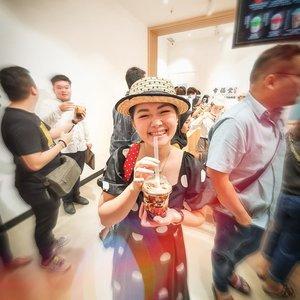Angkat tangan yg sudah cobain @xingfutang_indonesia ????Ketagihan wide lens smua berkat @devolyp dan kamera @clarissaivena....#bloggerindonesia #lookbookindonesia #beautyguru #beautyvlogger #beautyblogger #clozetteid #bloggerstyle #fashionblogger #fashionstylea #fashionindo #indonesianbeautyblogger #indonesian_blogger #indonesiabeautyblogger #youtubeasia #youtuberindonesia #clozetteambassador