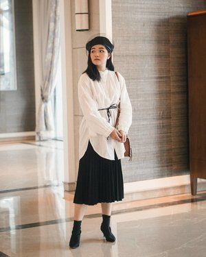 My outfit today for @esteelauderid Stay tune buat foto2 lainnya.. Skrg #ootd nya dl �😎�Hat top and skirt from @laville.clothing....#bloggerindonesia #lookbookindonesia #beautyguru #beautyvlogger #beautyblogger #clozetteid #bloggerstyle #fashionblogger #fashionstylea #fashionindo #indonesianbeautyblogger #indonesian_blogger #indonesiabeautyblogger #youtubeasia #youtuberindonesia #clozetteambassador #beautyindonesia #indobeautygram#stylehaul #cgstreetstyle #ggreptrend #ggrep