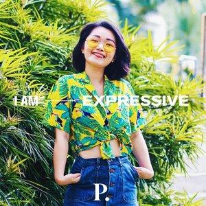 My summer EXPRESSIVE look with my SUMMER COLLECTION from @pomelofashion Pomelo lagi bagi-bagi 1.000.000 lo.. Caranya masuk ke link d bio kath atau https://www.pomelofashion.com/iampomelo-submit. Post photos kalian dan ikutin langkah2nya...#bloggerindonesia #lookbookindonesia #beautyguru #beautyvlogger #beautyblogger #clozetteid #bloggerstyle #fashionblogger #fashionstylea #fashionindo #indonesianbeautyblogger #indonesian_blogger #indonesiabeautyblogger #youtubeasia #youtuberindonesia #clozetteambassador #beautyindonesia #indobeautygram#stylehaul #cgstreetstyle #ggreptrend #ggrep #ootd #iampomelo