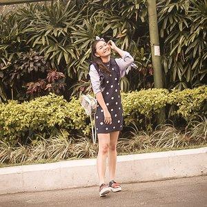 Another dots!! Just love them so much. Dress from @zaloraid  Shoes of course @melissashoes_id x @filaindonesia 📸 @devolyp . . . . #melissagirlsquad #melissagirlsclub #aldoindonesia #bloggerindonesia #lookbookindonesia #beautyguru #beautyvlogger #beautyblogger #clozetteid #bloggerstyle #fashionblogger #fashionstylea #fashionindo #indonesianbeautyblogger #indonesian_blogger #indonesiabeautyblogger #youtubeasia #youtuberindonesia #clozetteambassador