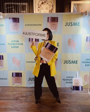 Thank u for having me @covermark_id ✨  #japanfoundationexpert #justforme #covermarkindonesia  #covermark  #beautyenthusiast  #clozetteid  #makeupenthusiast  #newmakeup  #bobobobo  #outfitsideas  #fashioninspiration  #stylediary  #styleinspirations  #styleideas  #beautyinfluencer