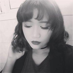 Being different is greaaattt!!. 😊  #me #beautybloggers #kbbvfeatured #clozetteid #morning #makeupartist #makeupartistdoha #hangout #asiangirls #shorthairgirls #yukalicious15