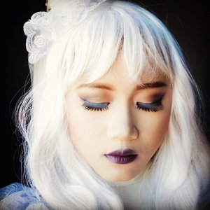 Winter/ fall make up looks.Well, some people ask me which character it is. Actually i,m not coaplaying as any character. I just wanna do some makeup using my new lipstick. Then wearing my wig and my lolita costume.#beauty #makeup #makeupforfall  #makeupforwinter #vamp_lips #instabeauty #wetnwild #vampitup #paccosmetics #eyemakeup #lotd #beautyblogger  #beautybloggerindonesia  #makeupartist  #muajakarta #MuaIndonesia #clozette #clozetteid #noors_mua #yukalicious15
