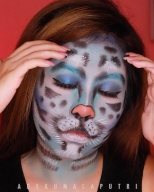 And you're gonna hear me roar � . . . . . . . . . #animalmakeup #artisticmakeup #makeupart #makeuptransformation #makeup #indobeautygram #indovidgram #ivgbeauty #makeuptutorial #makeupvideo #makeupindonesia #artmakeup #makeupideas #clozetteid #tutorialmakeup #creativemakeup #makeupvideo #inspirasimakeup @tampilcantik #tampilcantik @ragam_kecantikan #ragamkecantikan #beautybloggerindonesia #inspirasicantik #tipsmakeupid #bvloggerid #zonamakeupid #bunnyneedsmakeup #makeupindo #tutorialmakeuplg #100daysofmakeup #lipsyncchallenge #challengemakeup