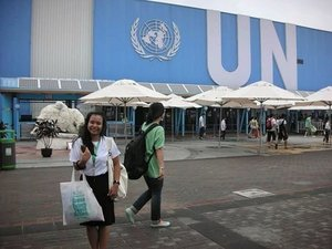 Working for the UN in FAO, UNICEF, UNDP or WHO has and always be my dreams! Chances are super slim, but hey you'll never know, right? Or instead, maybe Rio one day will have my dream job ❤  #tbt 2010 World Expo Shanghai in front of the UN Pavilion . ------- . #clozette #clozetteid #ootd #throwback #throwbackthursday #un #unpavilion #unitednation #latepost #shanghaitrip2010  #edisidibuangsayang #dream #dreamjob #shanghai #worldexpo #worldexpo2010 #china #sharethemoment #peopleinframe #liveauthentic #livefolkindonesia #livefolk #likesforlikes #likeforlike #like4like