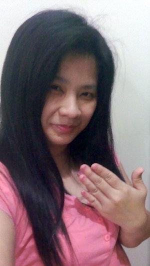 My fave colour, pink!  ^_^ @RevlonID #ClozetteID #RevlonParfumerie