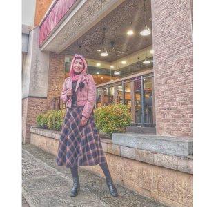 Selamat sore menuju senja....💕 . .  #clozetteid #fashionhijab #ootdhijabindo
