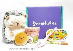 @yumetwins kawaii box bulan februari kemarin bertema picnic, dan saya excited banget waktu tahu salah satu isinya adalah boneka hedgehog yang lucu ini.Tuk baca postingan terbaru aku, gimana cara dapatin kawaii box ini secara gratis. #YumeTwins #yumekawaii #yume #kawaiibox #subscriptionbox #ClozetteID