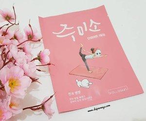 Masker Hello Skin ini salah satu produk yang ada di @altheakorea pink vibe box, ganbarnya lucu deh, doggynya kiyut abis 😍. Di Althea lagi ada promo buat masker Hello Skin ini, ternyata banyak variannya, cuss ah beli buat stock #30daymaskchallenge . . . #ClozetteID #instabeauty #indonesiablogger #indonesiabeautyblogger #bloggerBDG #bloggerlife #bloggerbandung #bloggerindonesia #beautyblog #beautyblogger #beautybloggers #beautybloggerbandung #beautybloggerindonesia #indobeautygram #bbloggers #bbloggerslife #BloggerPerempuan #like4like #follow4follow #followforfollow #likeforlike #likeforfollow #TribePost #StarClozetter #ClozetteStar #ggrep #AlrheaPinkBox #AltheaKorea #AltheaID