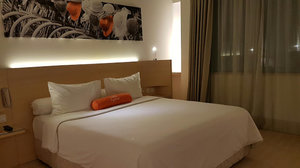 The Journey - Beauty Blogger Indonesia: [Review] Hotel Harris Tebet