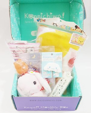 Check my new blogpost about my kawaii goodies from @yumetwins november box, i love their box thats why I buy December box and I write a post to spread the love. You can buy their firts box with discount $5, just click http://bit.ly/2yamaFA and welcome to Yume Twins Family 😍 #YumeTwins #PokePouch