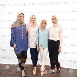 Too much fun with @suqmaid x @jtclinicsid x @moeslemacom , thanks girls ❤️ . #Clozette #Clozetteid #OOTD #Hijabers #hijabi #StyleHijab #Attire #Simplestyle #Dailystyle #event #eventbeauty #bbloggers #beautybloggerid #lunchon #Suqma #iwearSUQMA #Jeneharanasution #hijabootd #hijabootdindo #Moslemacom #JTclinic #Bloggerreview #dasistersblog #beauty #instabeauty #instadaily